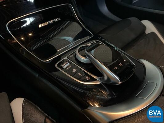 Mercedes-Benz C63s Sedan AMG 510pk 2016 Track-Package C-Klasse 63 S, NL-kenteken