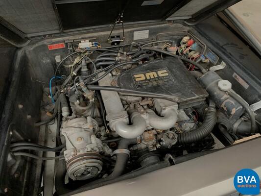 DeLorean DMC-12 1981