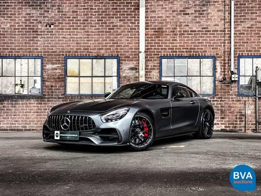 Mercedes-Benz AMG GTS 4.0 V8 522pk AMG-Aerodynamica 2019-MY FACELIFT