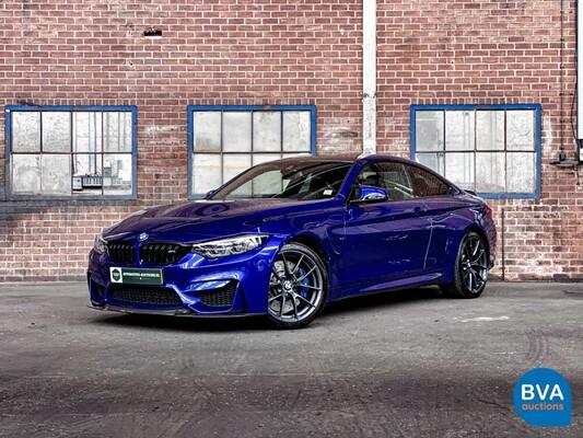 BMW M4 CS Akrapovic 460pk 2018 -LIMITED EDITION (1/20)- Org-NL-, RR-313-N