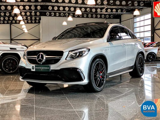 Mercedes-Benz GLE63s AMG 4matic Coupé 585pk 2018 Night-Edition Track-Pack